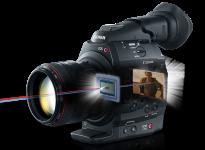 Canon C300 Dual-Pixel CMOS AF Upgrade